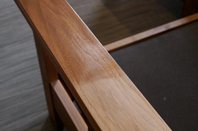 無垢家具,オイル塗装,メンテナンス11