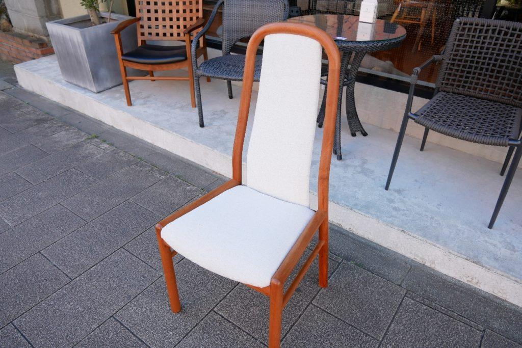 椅子張替 AFTER